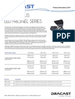 Dracast Led 200 Plus Fresnel Series Info Sheet