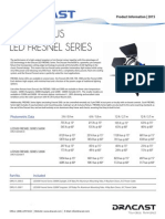 Dracast Led 500 Plus Fresnel Series Info Sheet
