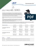 Dracast Led 700 Plus Fresnel Series Info Sheet