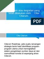 Program Cita Citarum