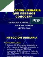 Infeccion de vias urinarias