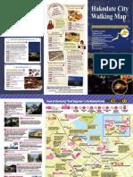 Hakodate City Walking Map
