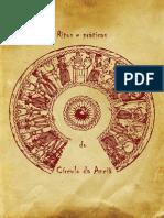 Divindades Do Circulo Da Ancia - Fenicios