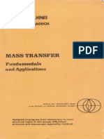 Transferencia de Masa MADDOX PDF