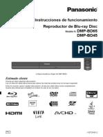 Descargaspla Pla Digitales Blu Ray Reproduc Dmp-bd65pu Documento Manual de Usuario Dmp-bd45-65 Manual de Usuario