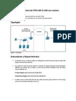 Configuración Básica de VPN LAN-2-LAN (Routers) (1)
