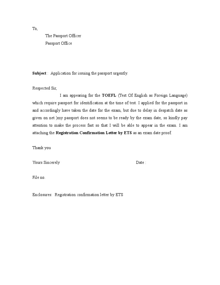 Pls help me how to write application letter