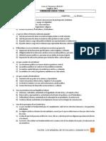 EXAMEN FORMACION CIVICA Y ETICA Sec