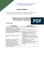 5. Determinación y Jerarquización de Los Problemas y Necesidades