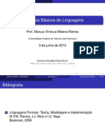 Conceitos Basicos de Linguagens