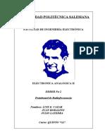 Protoboaed Radio Frecuencia