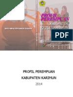 profil perempuan 2014