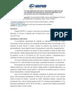 APS 02 Ensaio de Granulometria