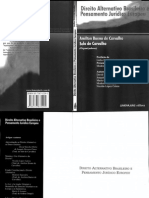 273053677 Amilton Bueno de Carvalho Salo de Carvalho Orgs Direito Alternativo Brasileiro e Pensamento Juridico Europeu 2004