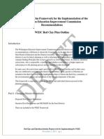 RC Interim Framework for WEIC 110215