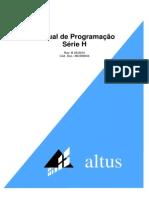 Manual de Programação Série H