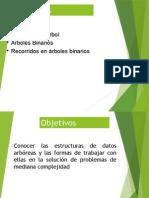 Estructuras Datos (Arboles)