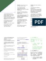 Normas y Reglas Ortográficas y de Puntuación