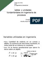 Variables y Unidades 2
