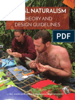 Digital Naturalism - Theory and Guidelines