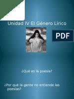 El Gc3a9nero Lc3adrico Para Blog