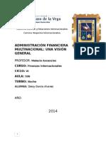 Comercio Exterior y Relaciones Internaci