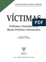 Víctimas. Nuevo Sistema de Justicia Penal Chileno - Karen Lundquist