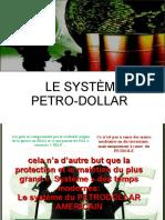Système PETRO-DOLLAR
