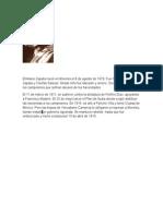 Biografias Emiliano Zapata