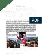 Monografia Chajul, Quiche