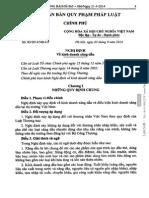 Degree 83_2014_ND-CP - Vietnamese legislation