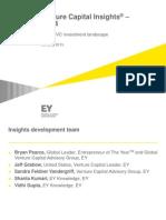 EY Venture Capital Insights 4Q14