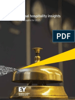EY Global Hospitality Insights 2015