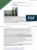 SL - Ecco l'Energia Nucleare Pulita