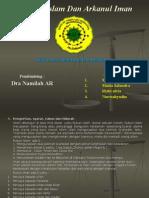 Presentasi Klp 12 al islam kemuhammadiyahan