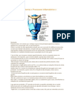 A Laringe x Anatomia x Processos Inflamatórios x Tumores