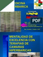 Mentalidad de Excelencia Con Terapias Hiperbaricas 2015