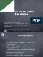 c.- Calidad Datos