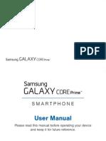 Samsung Galaxy Core Prime Ug 2015