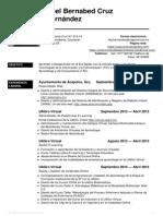 CV Nbchernandez