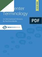 Call Center Terminology