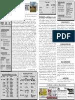 St. Joseph November 1, 2015 Bulletin