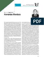 Biografia Augusto Hernandez Mendoza