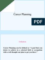 Career Planning CITEHR