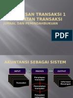 Pemrosesan Transaksi 1_Jurnal Dan Posting