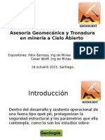 Asesoria Geomecanica Tronadura Final