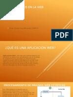 Base de Datos en La Web
