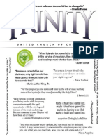 Trinity United Church of Christ Bulletin