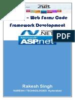 ASP.net  Web Application  Web Forms
