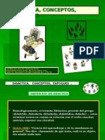 Didactica Conceptos y Enfoques